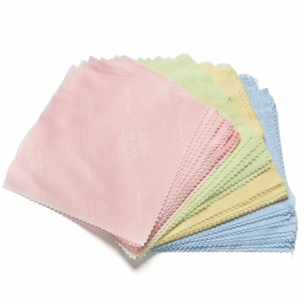 Microfiber Cleaning Cloth For Camera Lens: 100Pcs Best Price Microfiber Cleaner Cloth Camera Lens LCD