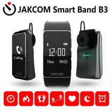 Jakcom Smart Band B3 Bluetooth headphone wireless calling Heart Rate Monitor Smart Bracelet Fitness podometer smart Wristband