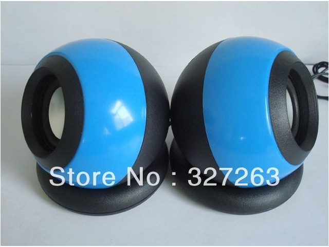 Magic ball style USB audio speaker for laptop mini 2.0 speaker