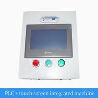 Nuevo Caja de distribución de pantalla táctil PLC para Módulo lineal de parada de arranque