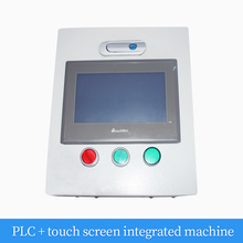 PLC Touch Screen Distribution Box For Start Stop Linear Module