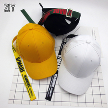 3d1dbcdc90c korean kpop bts jimin baseball cap men bone Long Tape GD bigbang women sun  visor hat