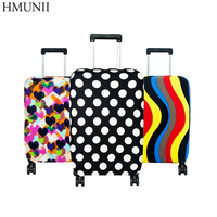 Travel Luggage Suitcase Protective Cover Elastic Suitcase Dust Covers Box Sets Travel Accessories Apply To 18