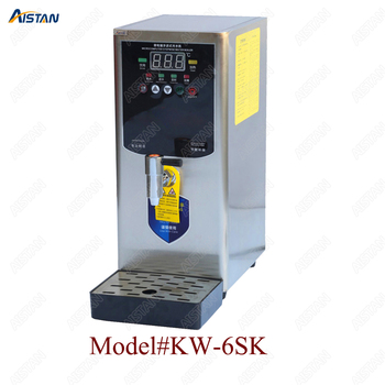 KW10SK Commercial drinking water boiler/stainless steel electric Stepwise water boiler for kitchen equipment 2