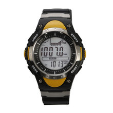 SUNROAD Fishing Barometer Men Watch FR716- Digital Altimeter Watches Thermometer Weather Forecast LCD Display Men Clock