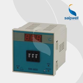 Alarming Functional  Temperature Controller/  Push Digital Setting  ,LED Digital  Display Temperature Regulator (SP-9DD)