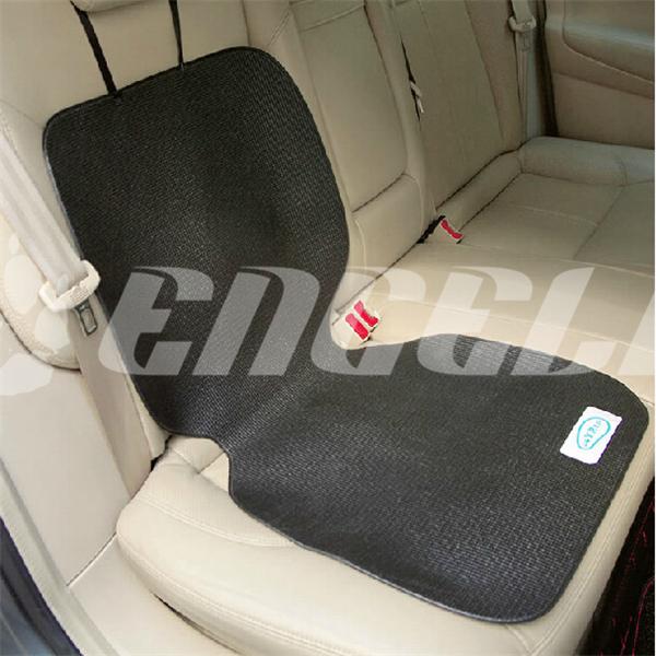 Ts15 populares del cuidado de coche negro accesorios interiores del coche Universal resbalón prueba de una sola pieza cubiertas de coche de seguridad para el coche que labra