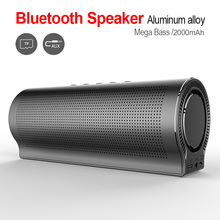 New Wireless Best Bluetooth Speaker Waterproof Portable Outdoor Mini Column Box Loudspeaker Design For Phone