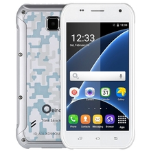 Original Oeina Tank S6 Android 5.1 5.0 inch 3G Smartphone MTK6580 1.3GHz Quad Core 512MB + 8GB GPS Gravity Sensor GPS Cellphone