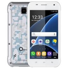 Original Oeina Tanque MTK6580 S6 Android 5.1 5.0 pulgadas 3G Smartphone 1.3 GHz Quad Core 512 MB + 8 GB GPS Sensor de Gravedad GPS Teléfono Móvil