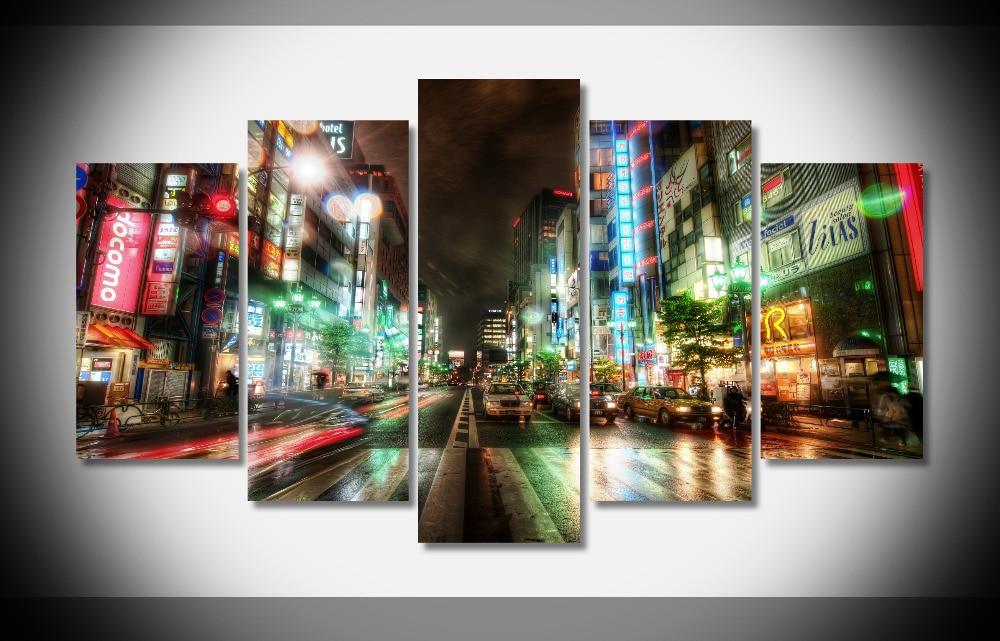 p0006 japan landscape sakura fujisan fuji nature city tokyo wall poster framed gallery wrap art print