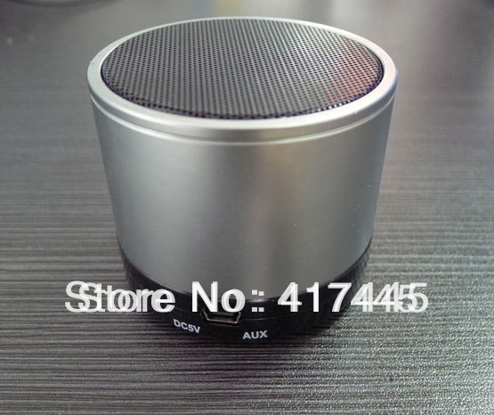 small Portable Rechargeable Bluetooth Stereo Speaker for iPhone ipod Laptop mp4