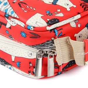 Image 5 - Kawaii escola lápis caso 150 buracos bonito pencilcase penal para meninas meninos caneta saco de armazenamento caixa lidar com penalidades papelaria bolsa