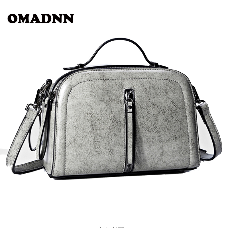 OMADNN Brand 2018 Leather Women Messenger Bag Tassel Ladies Crossbody Bag Trendy Small Flap Shopping Casual Handbag Five Colors japanese pouch small hand carry green canvas heat preservation lunch box bag for men and women shopping mama bag