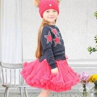 Sweet Baby Girls Tutu Skirts Princess Pettiskirt Ballet Dance Tutu Skirt Chlidren Clothes Birthday Part Kids Costume 1 10 Y