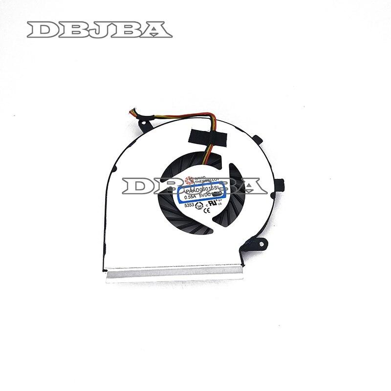 Fan For MSI GE62 GL62 GL72 GE72 PE60 PE70 Laptop CPU Cooling Fan PAAD06015SL N303 gl62 6qc 097ru