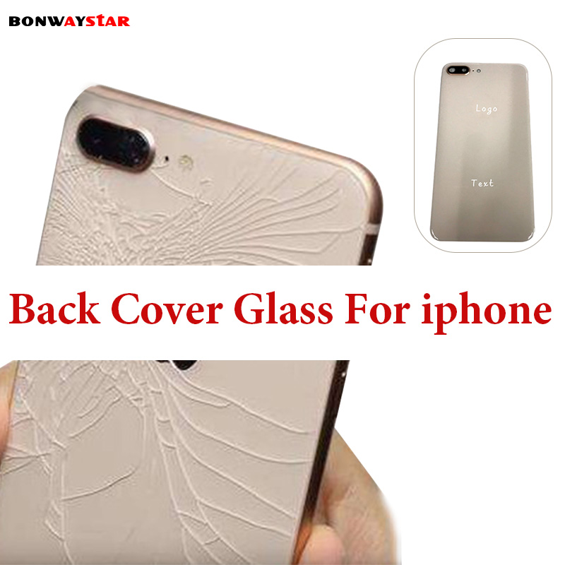 Back Cover Glass Rear Housing For iPhone 8 Plus 8 Rear Door Body Assemble Housing Replacement Parts with Camera Flash Lens +logoBack Cover Glass Rear Housing For iPhone 8 Plus 8 Rear Door Body Assemble Housing Replacement Parts with Camera Flash Lens +logo
