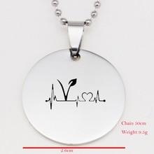 Vegan necklace + pendant