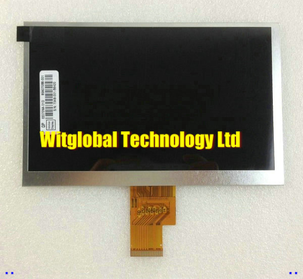LCD Display Matrix Screen Panel Replacement 7 inch TABLET TXDT700SPL-28 6150a28 1024*600 Digital Viewing Frame Free Shipping