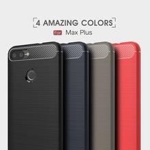 For ASUS Zenfone Max Plus M1 ZB570TL  Case Carbon Fiber Case For ASUS ZenFone 4 Max ZC554KL ZC520KL Selfie ZD553KL Live ZB553KL все цены