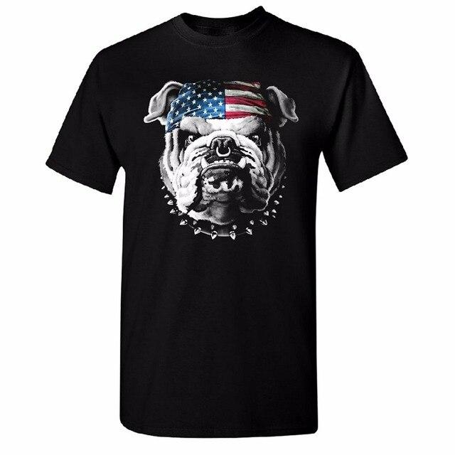 Originale Patriottico Bandiera Cavallo T-shirt Ww5Zo01