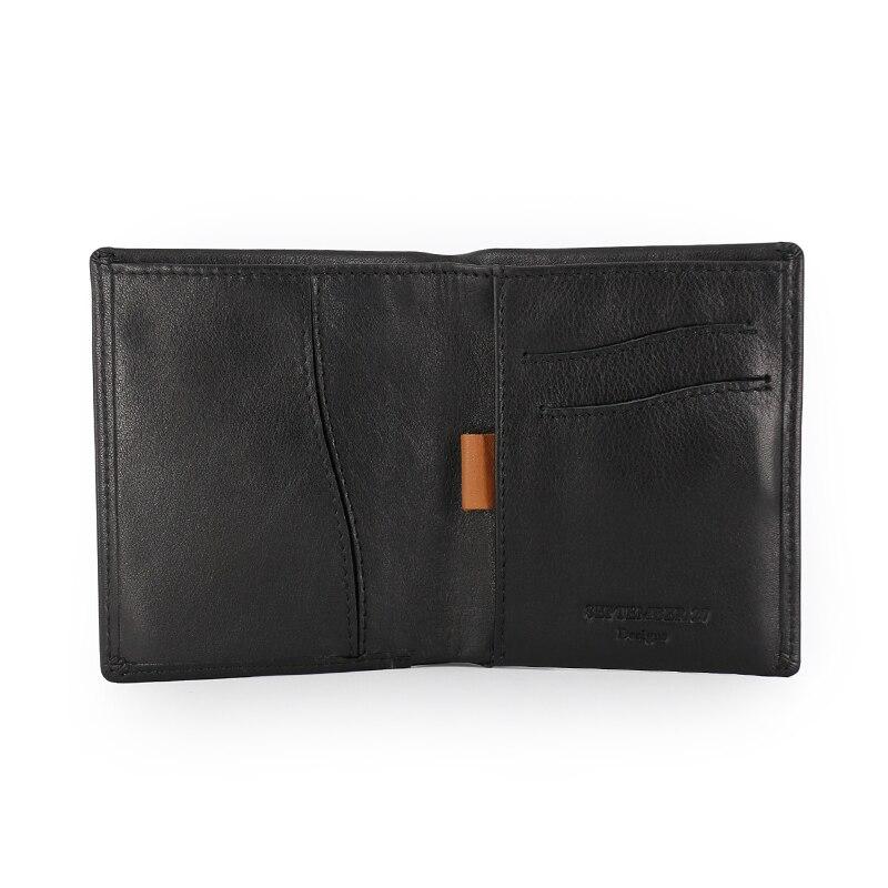 fino fino dinheiro bolsa de Material Principal : Couro Genuíno