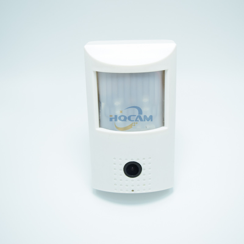 960P IR CUT 940nm LED mini ip camera Invisible IR mini PIR Style Motion Detector Onvif P2P Plug and Play Security Network Camera