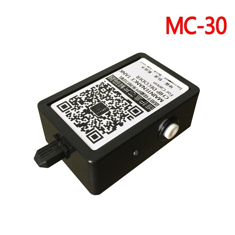 Maintenance Tank Chip Resetter for Pro Series MC30 For Canon Pro1000 Pro2000 Pro4000 Pro4000S Pro6000S Pro520