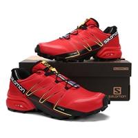 Salomon Outdoor Cross country Mountaineering Running Shoes sport Men Speedcross Pro sneaker