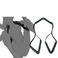 Erotic Wrist Cuffs to Thigh Kit Bandage Sex Toys Set,Sex Restraint Kit System For Sex Adult Game Sex Products For Couples