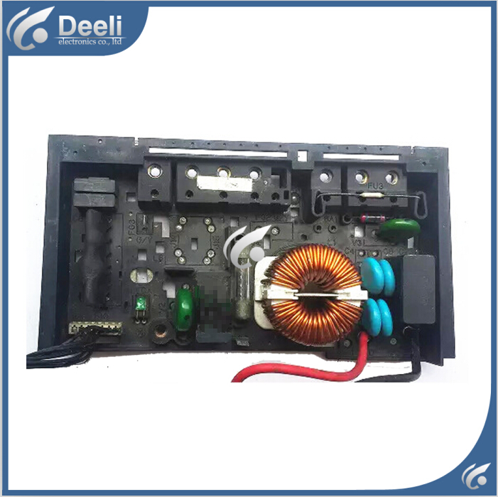 98% new good working for Air conditioner external wiring terminal auxiliary board 2P087379-1 -2 -3