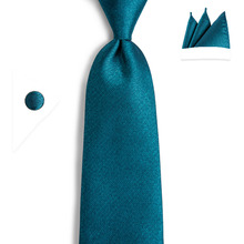 Deep Solid Colors Men's Silk Ties