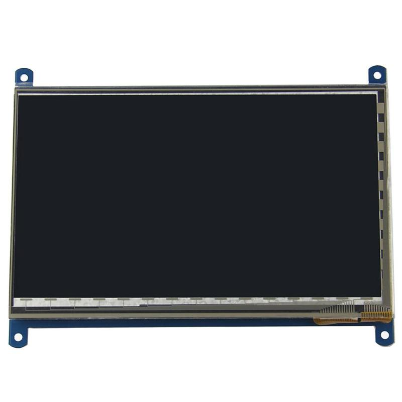 7in HDMI TFT Touch Screen 1024x600 Pixel for Raspberry Pi 3 Model B+/3B/2B 3 5 inch touch screen tft lcd 320 480 designed for raspberry pi rpi 2