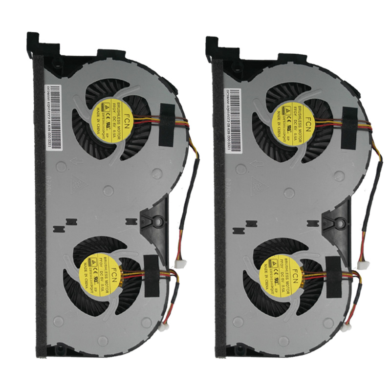 Brand New Laptop Cooling CPU FAN Repair Replacement for Lenovo Y50-70 Touch Series EG60070S1-C060-S99 DFS501105PQ0T