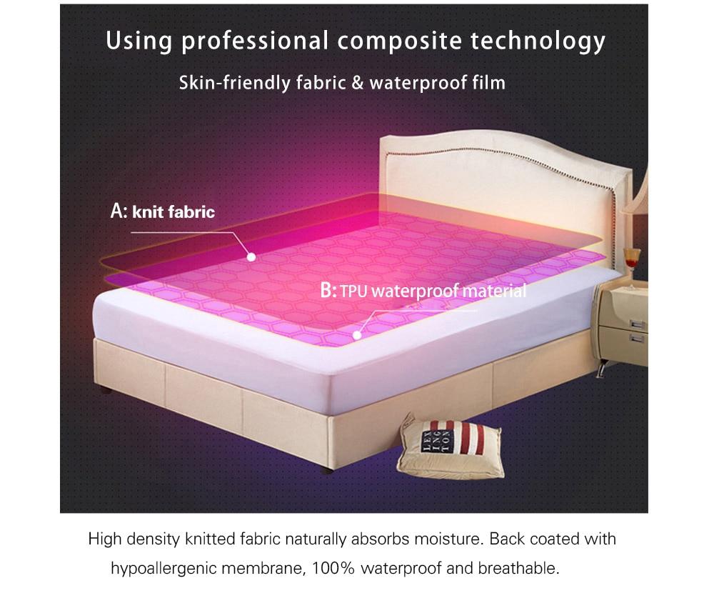 5-mattress cover TPU