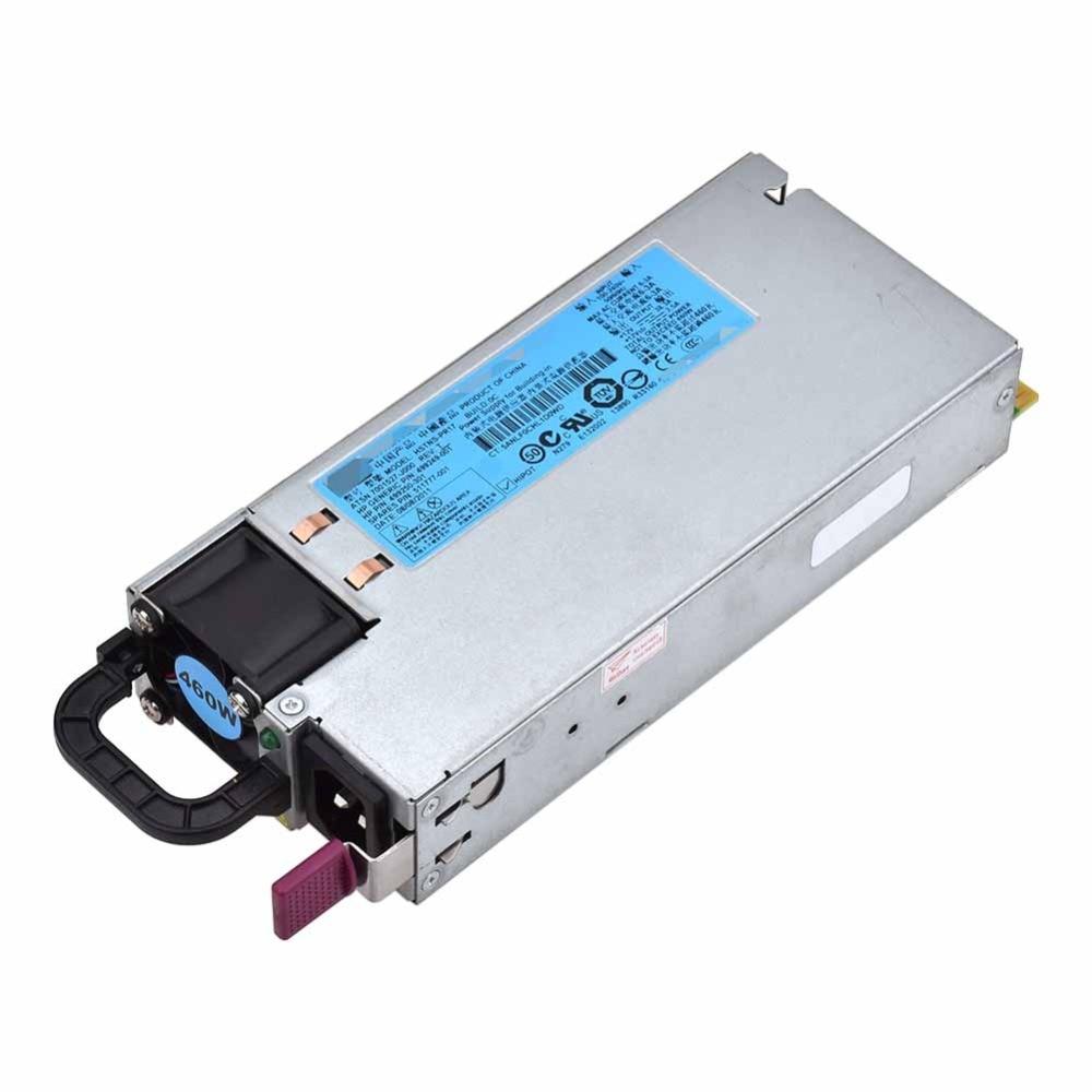 For HP DL360 DL380G6 G7 G8 460W Server power 511777-001 499249-001 Power SupplyFor HP DL360 DL380G6 G7 G8 460W Server power 511777-001 499249-001 Power Supply