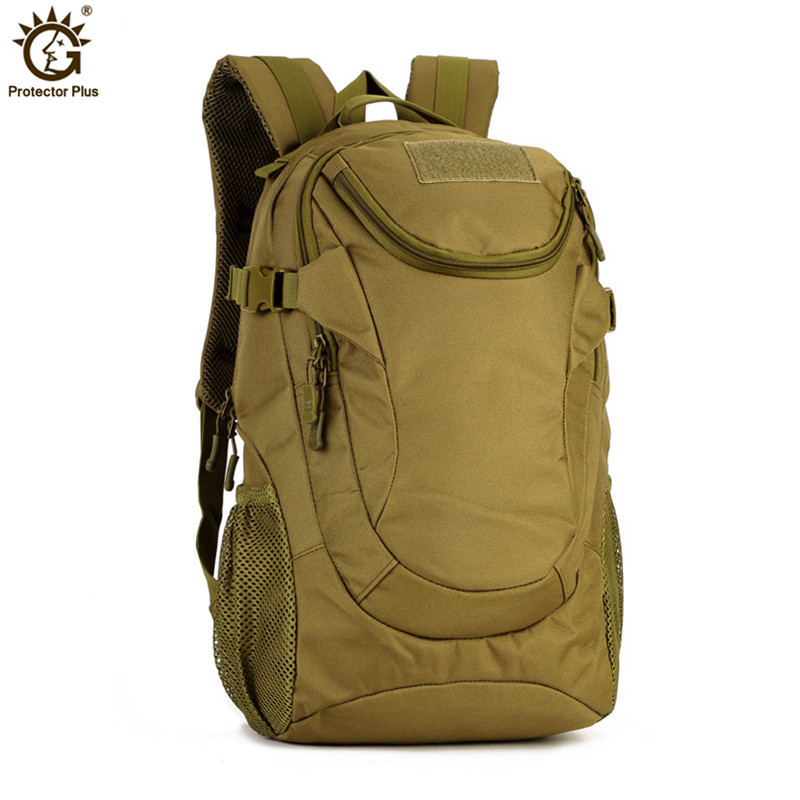 High Quality 600D Nylon Waterproof Army Molle Camouflage Backpack 25L Military Backpack Tactics Back Pack Rucksack