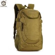 Wysokiej jakości 600D Nylon wodoodporna armia Molle plecak we wzór maskujący 25L plecak wojskowy taktyka plecak plecak