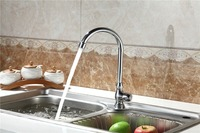 Wholesales And Retail Dona1409 Solid Brass Single Cold Sink Mixer Tap Cheap