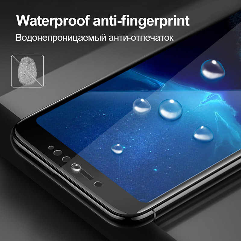 5D cobertura Completa Protetor de Tela de Vidro Para Xiaomi Redmi 6 6A Para Redmi 6A smartphone Ultrafino Temperado Protective Film