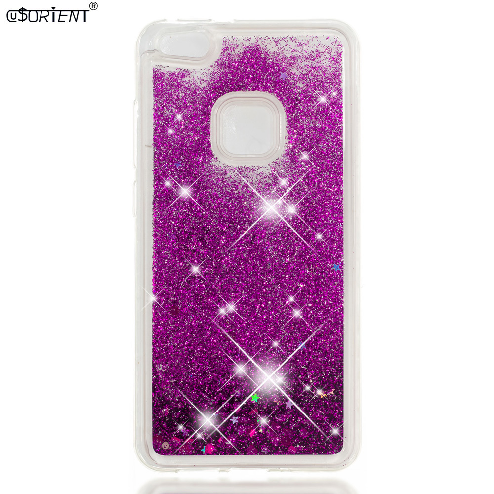 Cellphones & Telecommunications Soft Case For Huawei P10 Lite Nova Lite Glitter Dynamic Liquid Quicksand Silicone Tpu Phone Back Cover Was-lx1 Was-lx1a Was-lx2
