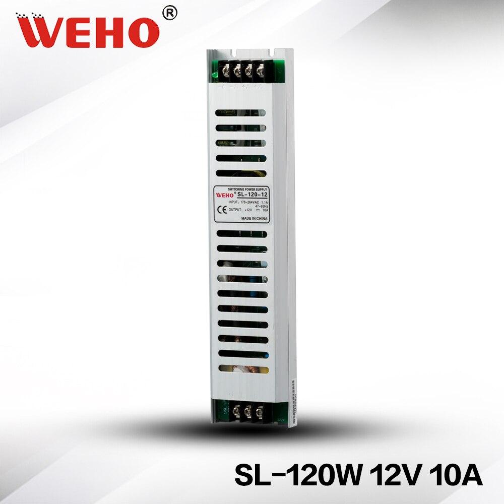 (SL-120-12) SMPS Transformer 220V 12V 120W 10A Constant Voltage Single Output AC-DC Switch Power Supply Driver for LED Strips минипечь gefest пгэ 120 пгэ 120