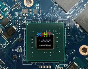 Image 4 - עבור Dell Inspiron 7460 CN 0KP4N2 0KP4N2 KP4N2 BKD40 LA D821P i7 7500U מחשב נייד האם Mainboard נבדק