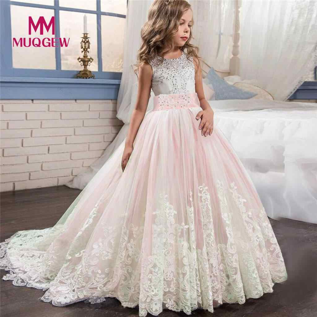 3fbd7801d2e2 Detail Feedback Questions about Lace Girl Princess Dress for ...