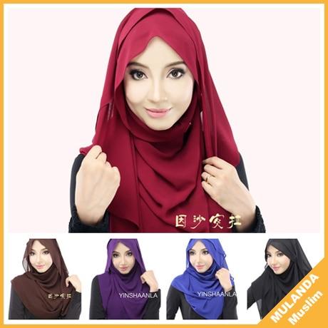 Exclusive Offer 2015 Muslim Hijab Scarf New Style Women Designers Scarfs Women Fashion Muslim