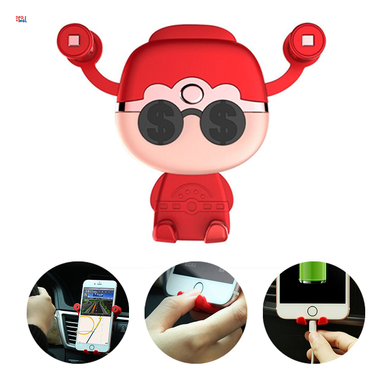 Gravity Car Phone Holder For In Air Vent Mount Stand Mobile Universal Navigation phone holder