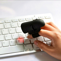 Bluetooth 3 0 Wireless Finger Mouse For Laptop Desktop Computer Mini Portable Optical Mice For Gaming