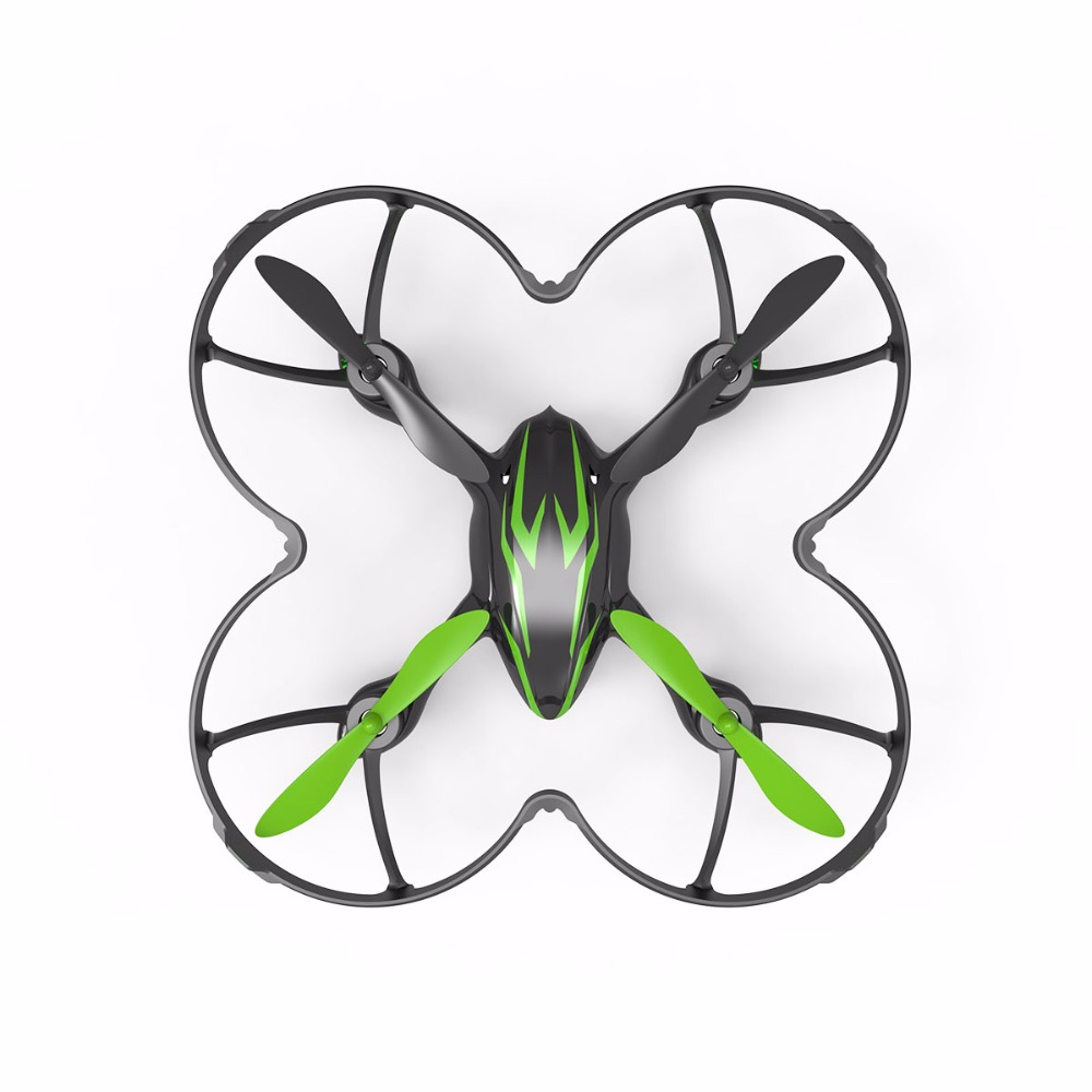 Hubsan H107C X4 2.4G 4CH RTF Mini Quadcopter RC Helicopter with 480P HD Camera Transmitter Mini Drones Remote Control Toys цена 2017