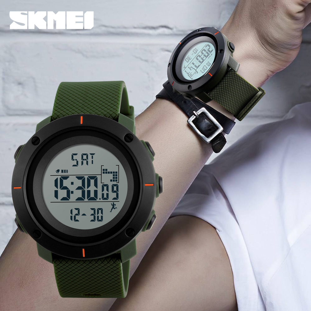 Top 8 Most Popular Skmei Outdoor Led Pedometer Near Me And Get Free Shipping Htezwklv 43