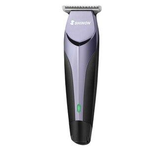 Image 3 - Profesyonel Hassas Saç Kesme Şarj Edilebilir Elektrikli Saç Düzeltici 0.1mm Kesme Berber Şekillendirici Aracı Tıraş Saç Kesimi Makinesi